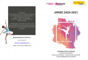 Ecole de danse 2020-2021