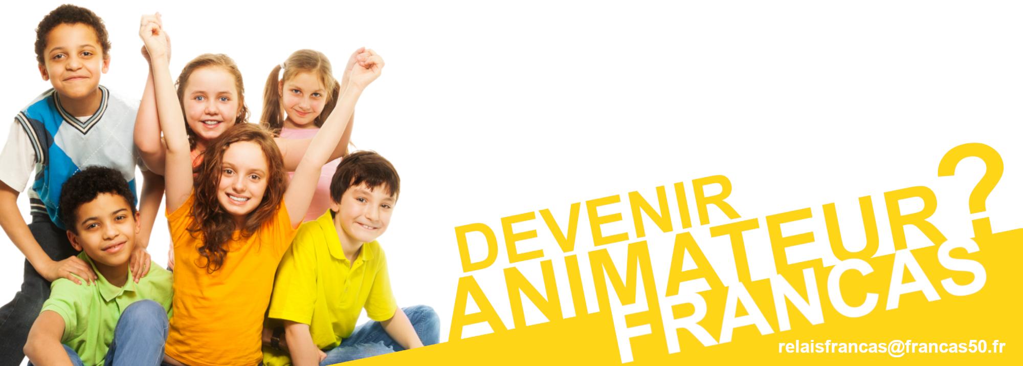 Recherche Animatrices/Animateurs