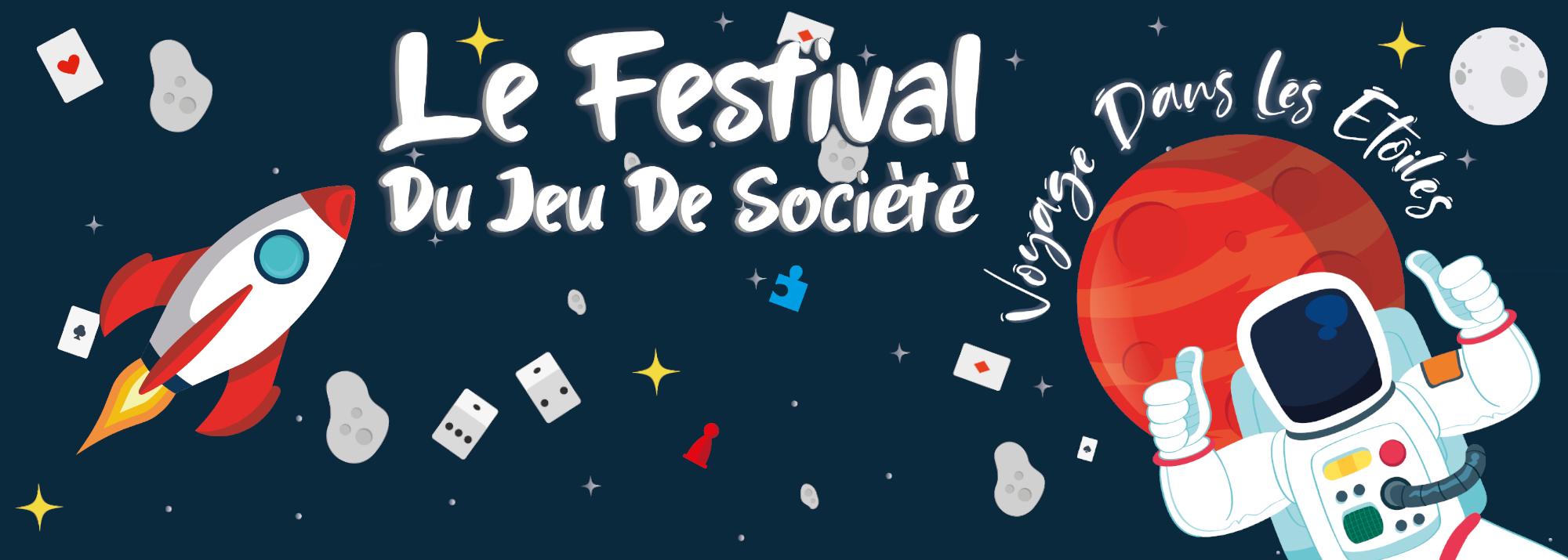 Festival du Jeu !